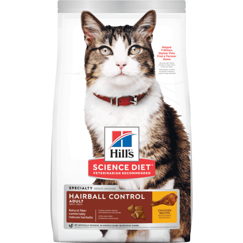 Hill's Adult Hairball | Cat