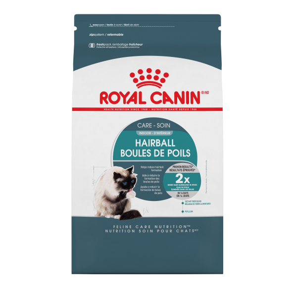 Royal Canin Indoor Hairball | Cat (3 lbs)