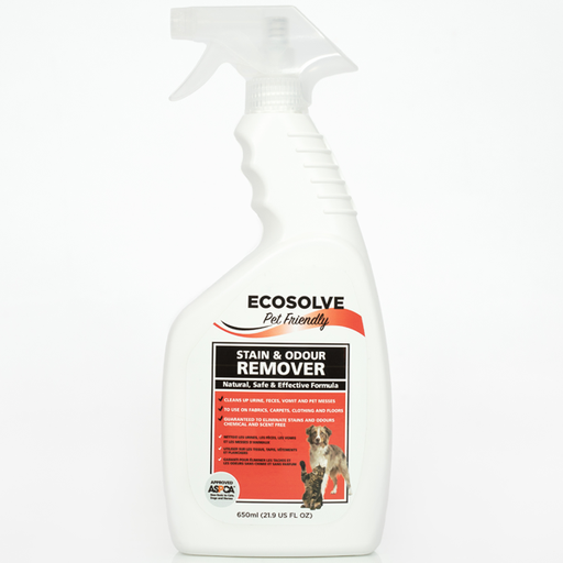 EcoSolve Stain & Odor Remover (650ml)
