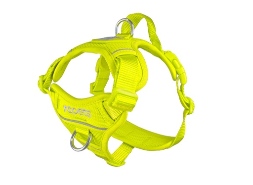 RC Pets Momentum Control Harness (Tennis Yellow)