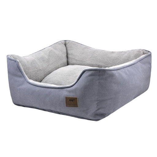 Tall Tails Bolster Bed (Charcoal)